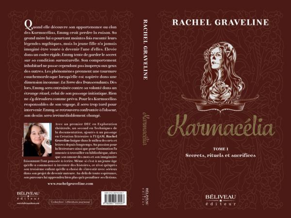 Karmacélia: Tome 1: Secrets, rituels et sacrifices