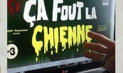 """Karmacélia dans le magazine """"Ça fout la chienne"""" no.3"""