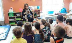 La lecture en garderie – animation en CPE
